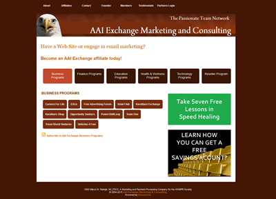 AAI Exchange Marketing & Consulting